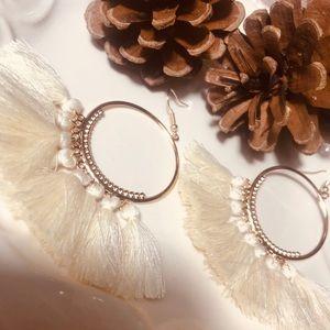 Beautiful Fashion Earrings fringe